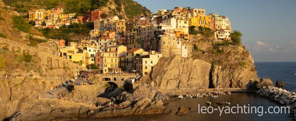 Liguria Cinque Terre - Manarola