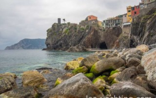 czarter Liguria, Cinque Terre