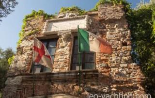 Czarter Liguria - Włochy