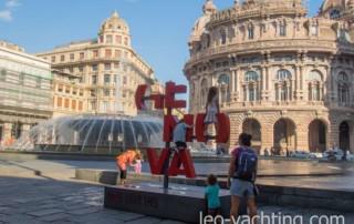 czarter Liguria Włochy