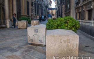 Czarter jachtów Liguria - Via galibardo w Genui