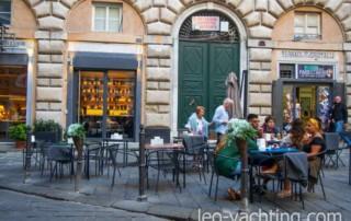 czarter Liguria - Genua