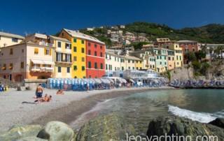 czarter Liguria, Włochy