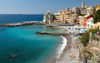czarter Genua, Liguria, Włochy