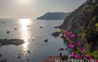 Cinque Terre - czarter Liguria, Włochy