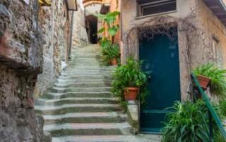 Cinque Terre - Liguria, Włochy
