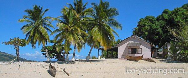 czartr jachtów madagaskar - magiczna wyspa