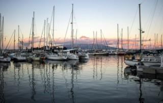 czarter jachtów Azory - gora Pico