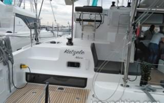 katamaran Lagoon 42