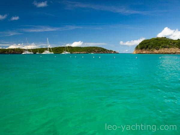 Czarter Karaiby - Tobago Cays
