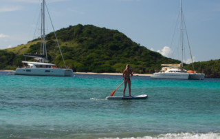 Czarter nas Karaibach - Tobago Cays