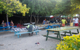 Czarter na Karaibach - Tobago cays