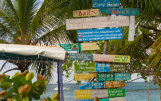 Czarter na Karaibach - Princess Margaret Beach