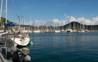 Marina w Le Marin, Martynika