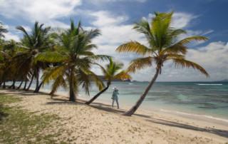 Mustique - czarter na Karaibach