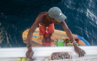 Czarter na Karaibach