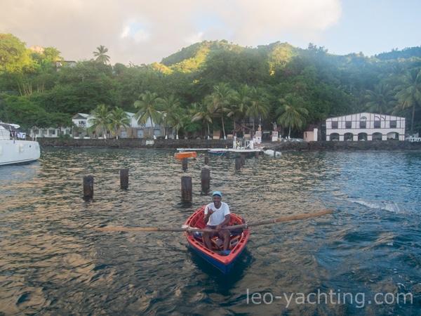 Czarter na Karaibach - Wallilabou Bay