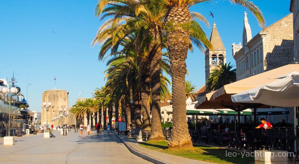 Czarter jachtów Chorwacja - Trogir