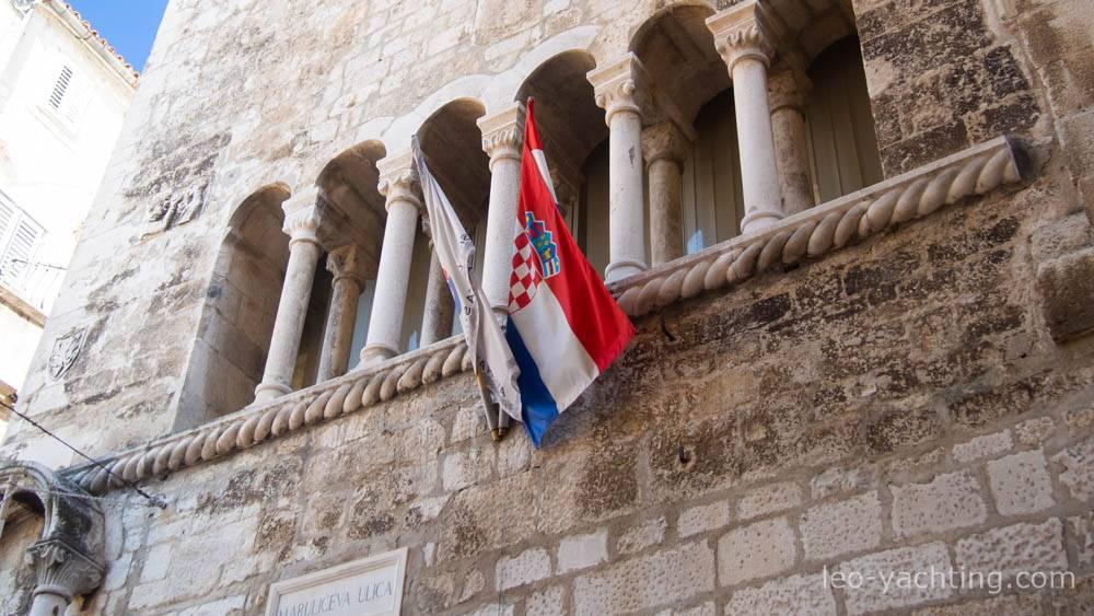 czarter w Chorwacji - Split