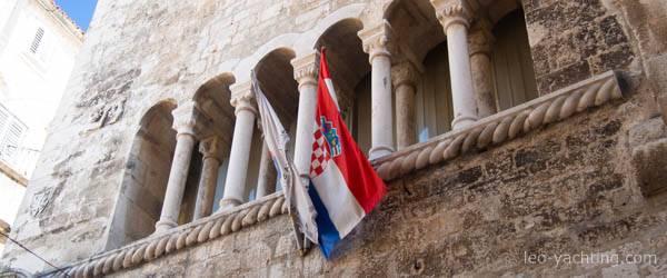 czarter jachtow Chorwacja - Split