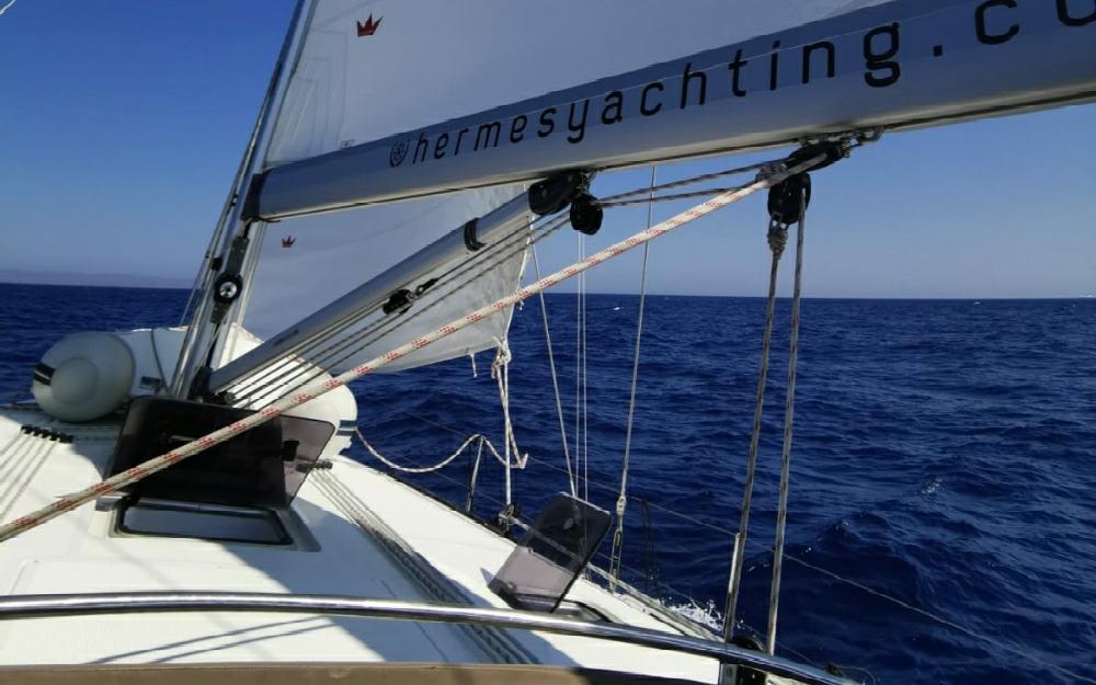 Projekt Grecja płyniemy na Cyklady