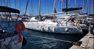 czarrer jachtów Grecja - Marina Olympic Lavrion