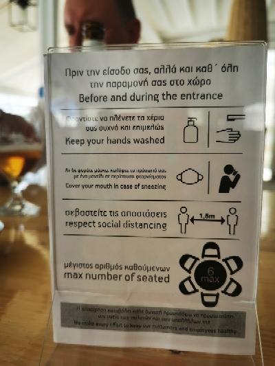 bezpieczeństwo w restauracji