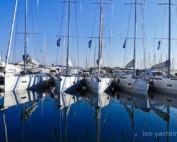 jachty w Lavrion