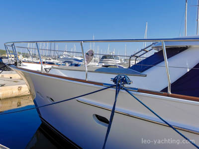 jachty i łodzie motorowe