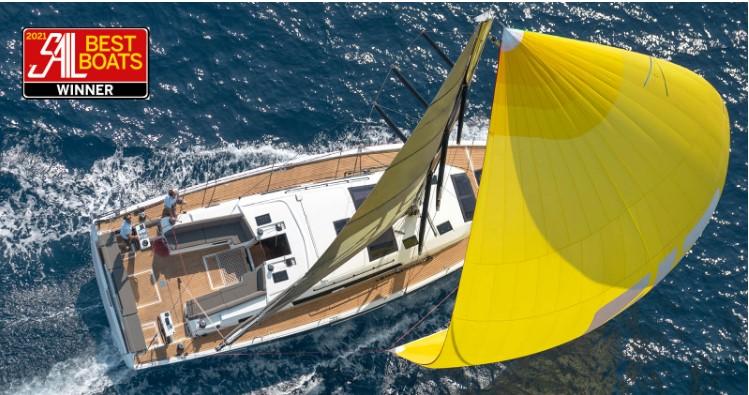 jacht Dufour 530