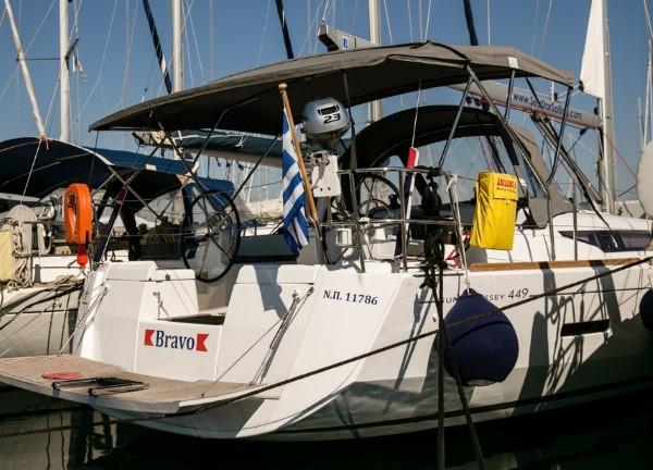 Jacht Sun Odyssey 449