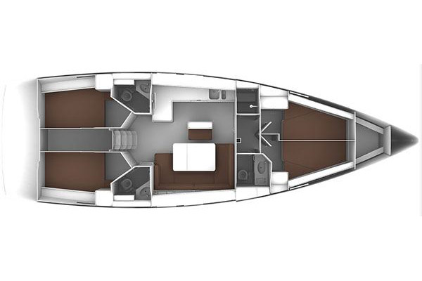 jacht Bavaria Cruiser 46