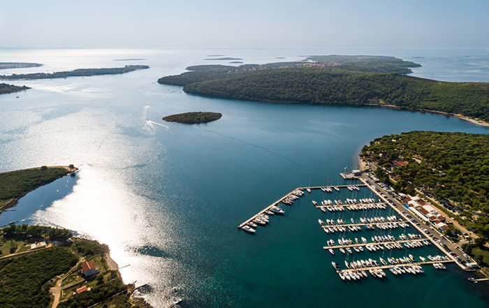 ACI Marina Pomer Chorwacja