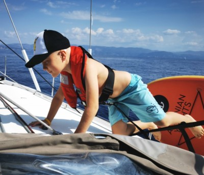 kamizelki pneumatyczne - najlepsze dla dzieci