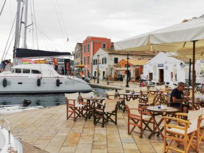 Gaios - urocze miasteczko na wyspie Paxi