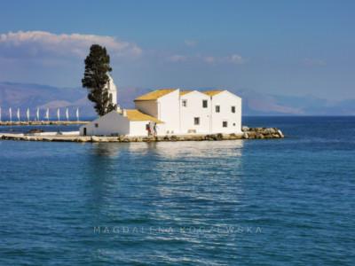 Czarter jachtu Korfu