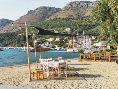 Plataria - czarter jachtu na Korfu