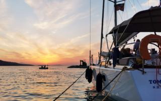 Rejs na Korfu