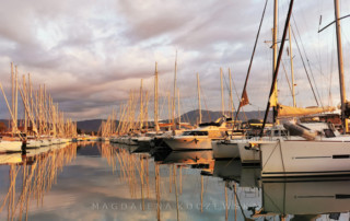 Marina Gouvia, Korfu
